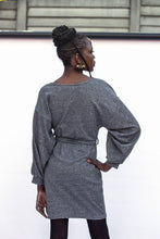 Load image into Gallery viewer, Vancouver Jersey Dress - Charcoal