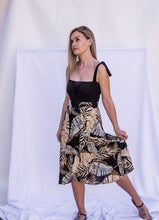 Load image into Gallery viewer, Midi Wrap Skirt - Safari