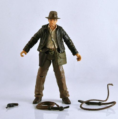 "Indiana Jones Raiders of the Lost Ark action 3.75"" figure ( loose )"