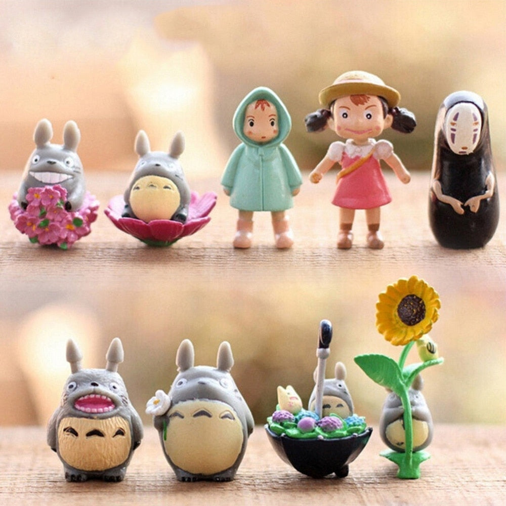 My Neighbor Totoro - Figures