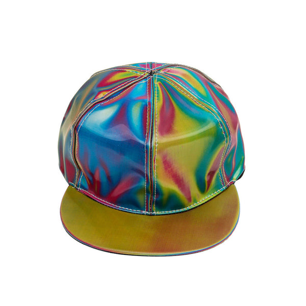 Marty McFly Licensed for Rainbow Color Changing Hat Cap