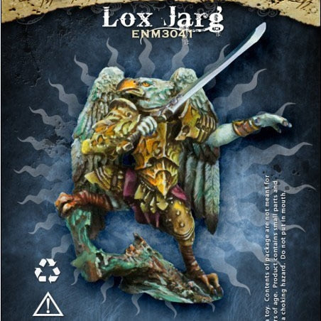 Lox Jarg Wings of Dishonor