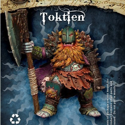 Toktien spiny chaotic dwarf