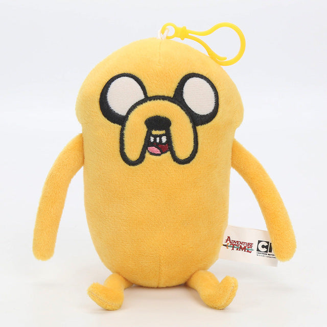 13-21cm Adventure Time Plush Keychain