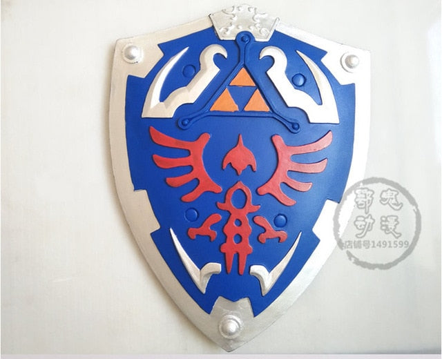 Legend of Zelda Link Cosplay Shield /Sword