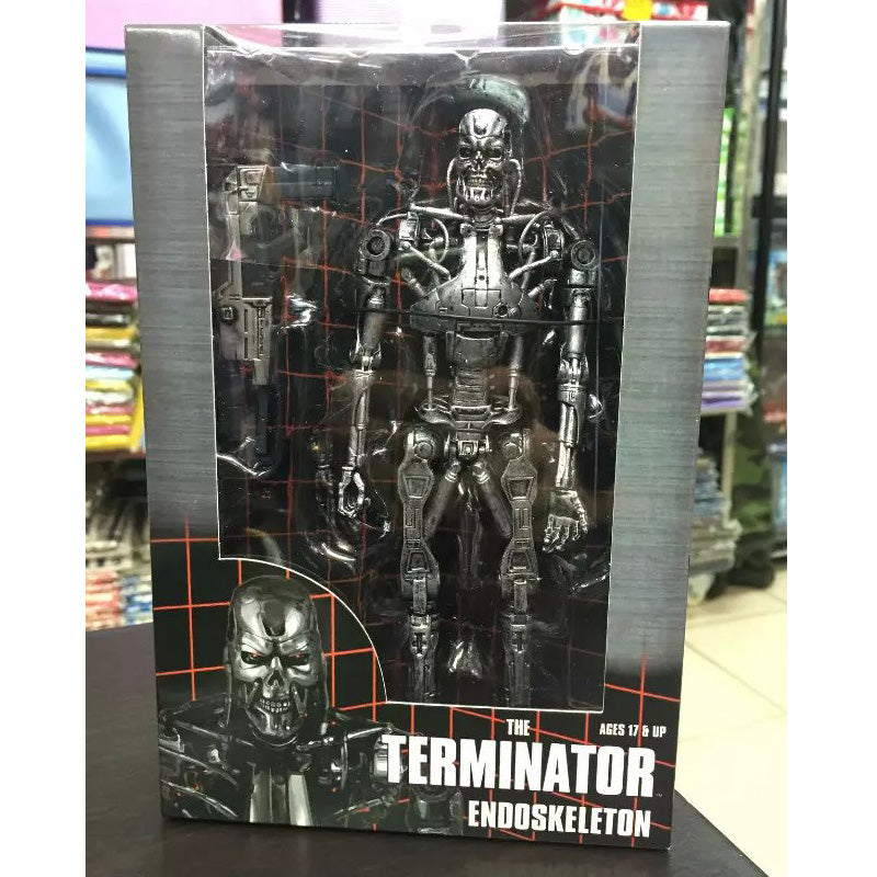 Terminator Endoskeleton Action Figure