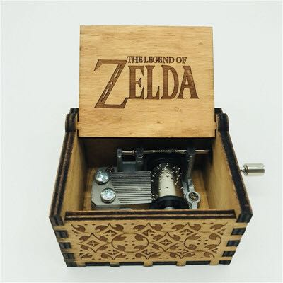 The Legend of Zelda Music box