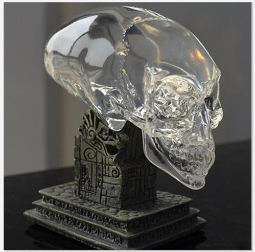Indiana Jones Crystal Kingdom Alien Skull