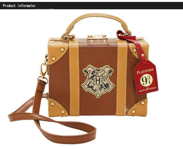 Small suitcase bag Hogwarts