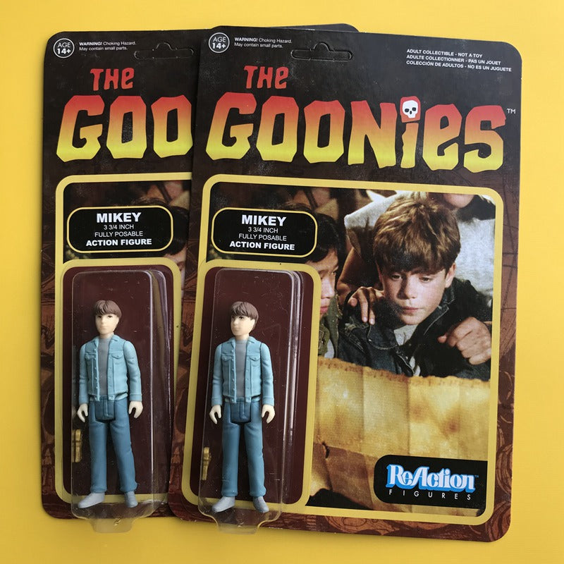 The Goonies Mickey Figure ( only one )