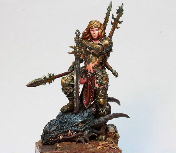 Dragon huntress