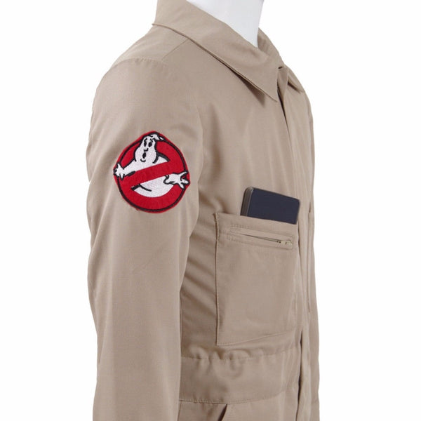 Ghostbusters Jumpsuit Cosplay Uniform