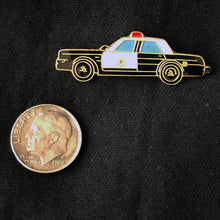 Load image into Gallery viewer, Vintage Police Car Lapel Pin