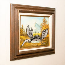 "Load image into Gallery viewer, The Giant Robot Crab! - 15"" x 13"""