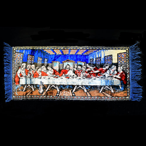 Last Supper Tapestry Wall Hanging Rug