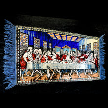 Load image into Gallery viewer, Last Supper Tapestry Wall Hanging Rug
