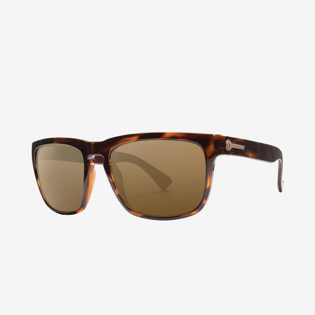 Electric Sunglasses Knoxville Polarized Plus Gloss Tort/Bronze Polarized Plus