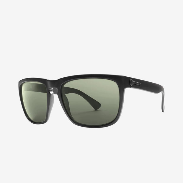 Electric Sunglasses Knoxville XL Polarized Matte Black/Polarized Grey