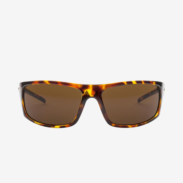 Electric Sunglasses Tech One Polarized Gloss Tort/Polarized Bronze