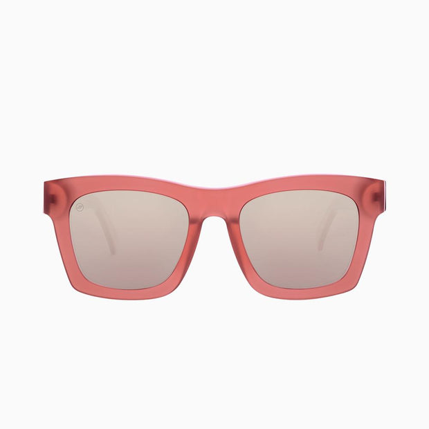 Electric Sunglasses Crasher Calafia Rose/Champagne Chrome Gradient