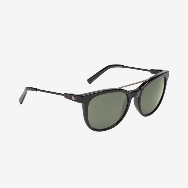 Electric Sunglasses Bengal Wire Polarized Gloss Black/Polarized Grey