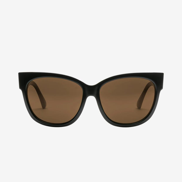Electric Sunglasses Danger Cat Gloss Black/Bronze