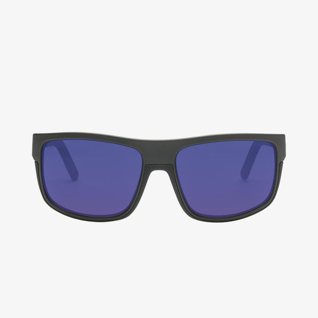 Electric Sunglasses Fade Polarized Plus Matte Black/Blue Polarized Plus