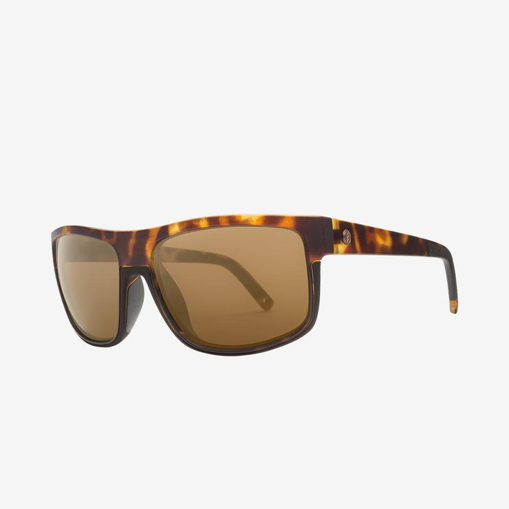 Electric Sunglasses Fade Polarized Plus Matte Tort/Bronze Polarized Plus