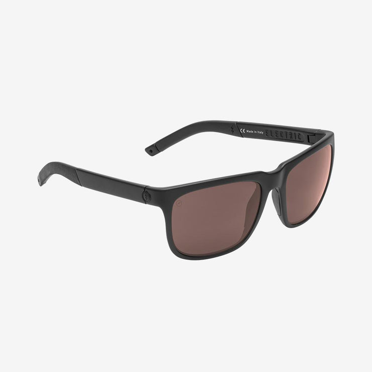 Electric Sunglasses Knoxville S Polarized Plus Matte Black/Rose Polarized Plus