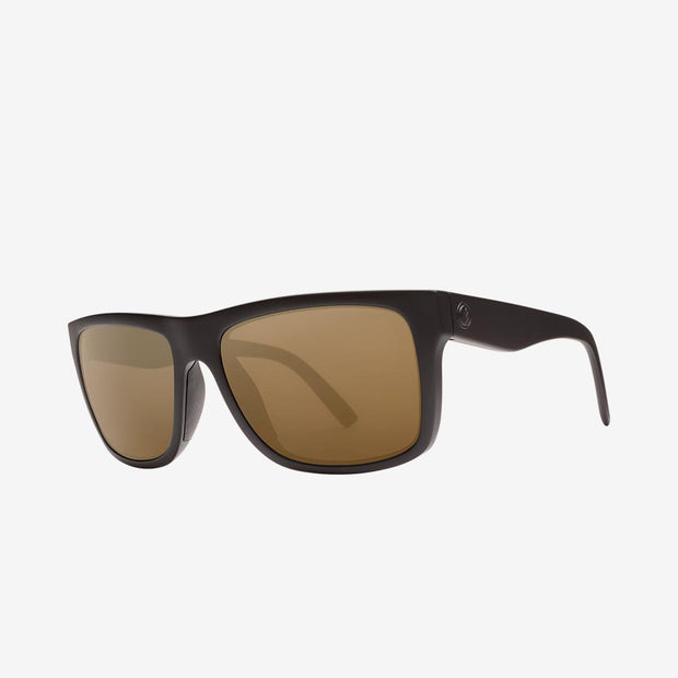 Electric Sunglasses Swingarm S Polarized Plus Matte Black/Bronze Polarized Plus