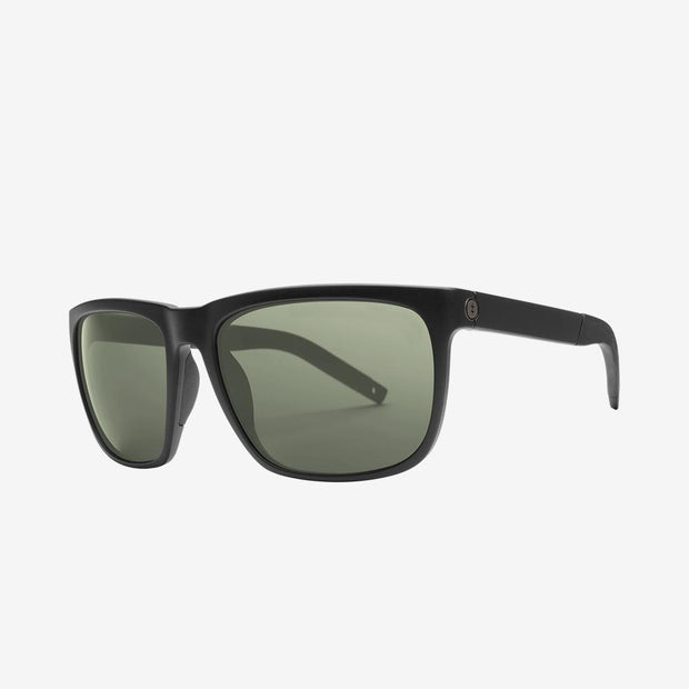 Electric Sunglasses Knoxville XL S Polarized Matte Black/Polarized Grey