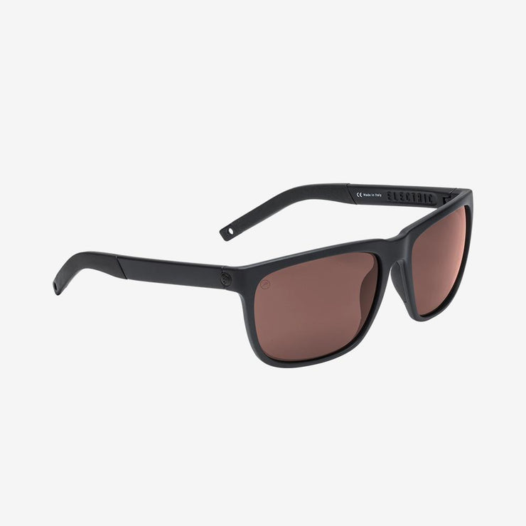 d0bcd3fbb1 Electric Sunglasses Knoxville XL S Polarized Plus Matte Black Rose  Polarized Plus