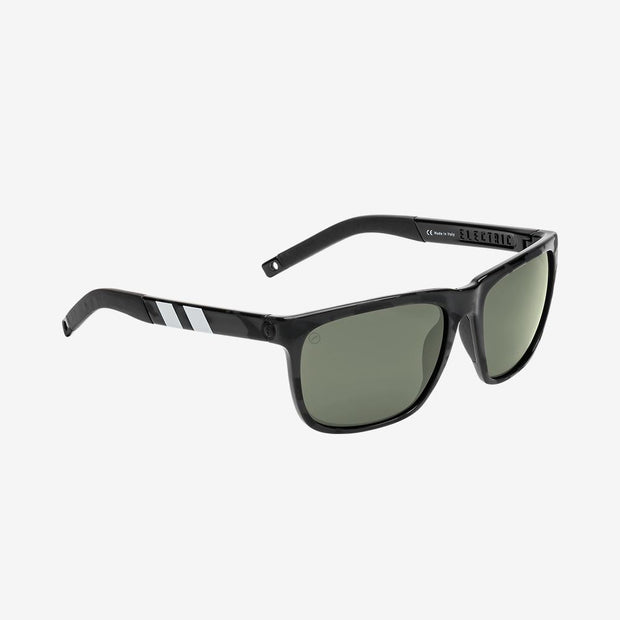 Electric Sunglasses Knoxville XL S Polarized Plus Black Camo/Grey Polarized Plus