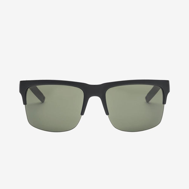 Electric Sunglasses Knoxville Pro Polarized Matte Black/Polarized Grey