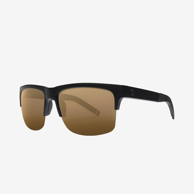 Electric Sunglasses Knoxville Pro Polarized Plus Matte Black/Bronze Polarized Plus