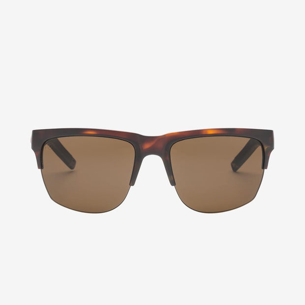 Electric Sunglasses Knoxville Pro Polarized Matte Tort/Polarized Bronze