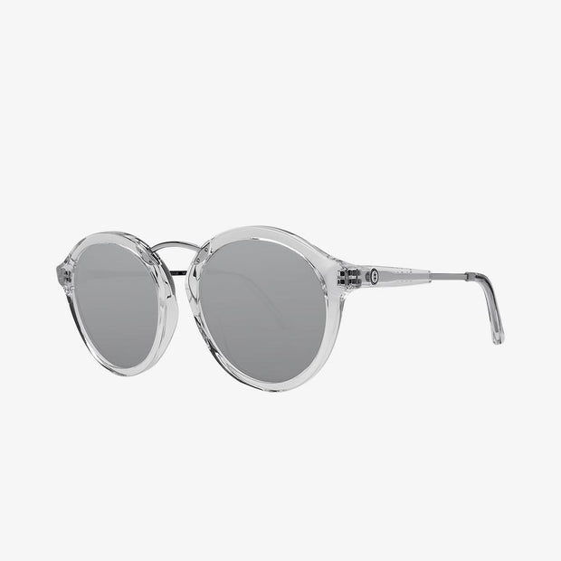 Electric Sunglasses Mixtape Crystal/Silver Chrome