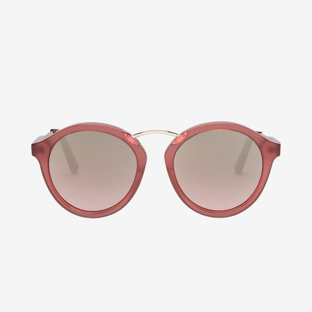 Electric Sunglasses Mixtape Calafia Rose/Champagne Chrome Gradient