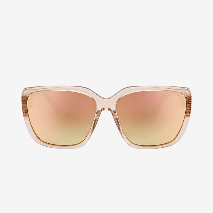 Electric Sunglasses Honey Bee Nude Crystal/Champagne Chrome Gradient