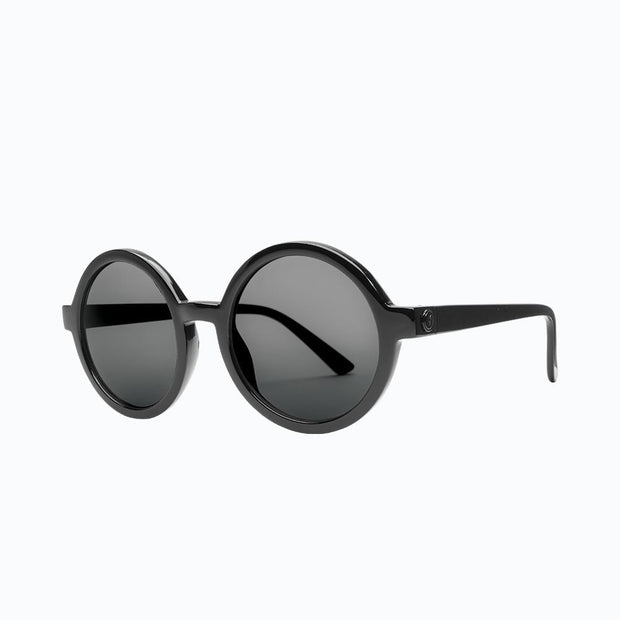Electric Sunglasses Lunar Gloss Black/Grey