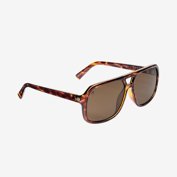 Electric Sunglasses Dude Gloss Tort/Bronze