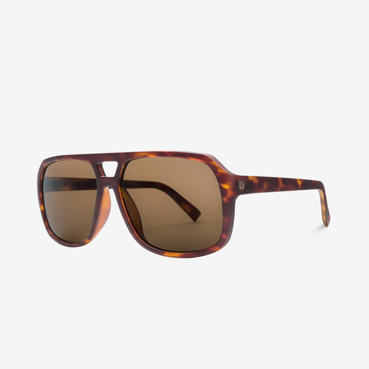 Electric Sunglasses Dude Polarized Matte Tort/Polarized Bronze