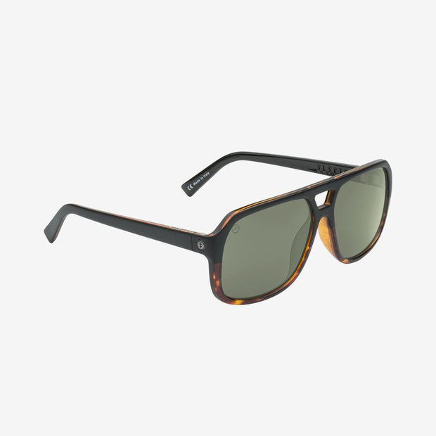 Electric Sunglasses Dude Polarized Darkside Tort/Polarized Grey