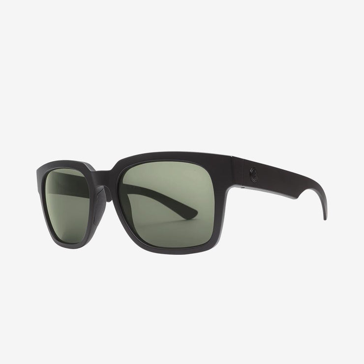 Electric Sunglasses Zombie S Polarized Matte Black/Polarized Grey