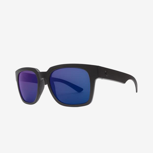 Electric Sunglasses Zombie S Polarized Plus Matte Black/Blue Polarized Plus