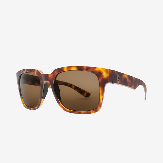 Electric Sunglasses Zombie S Polarized Matte Tort/Polarized Bronze