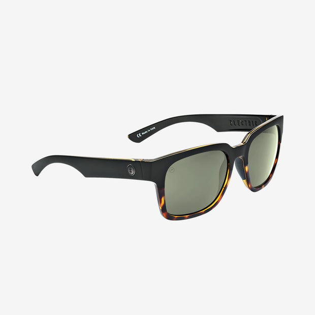 Electric Sunglasses Zombie S Polarized Darkside Tort/Polarized Grey