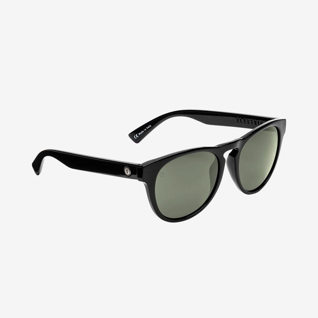 Electric Sunglasses Nashville Polarized Matte Black/Polarized Grey
