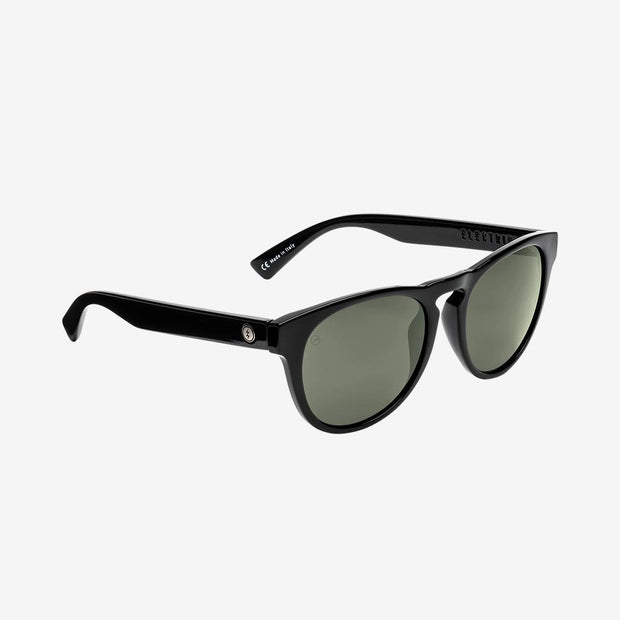 Electric Sunglasses Nashville XL Polarized Gloss Black/Polarized Grey