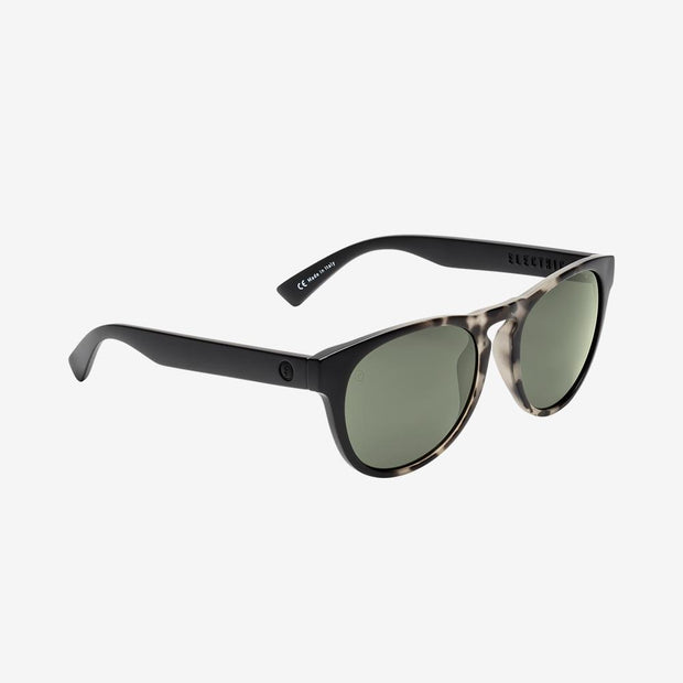 Electric Sunglasses Nashville XL Polarized Burnt Tort/Polarized Grey